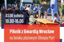 """Piknik """"Zdrowe sąsiedztwo"""" na Osiedlu Olimpia Port 3906"""