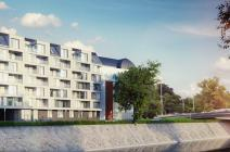Penthouse przy Odrze za prawie 2 mln zł 4093