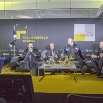 Designerzy wobec wyzwań współczesności  Zakończyło się V Forum Dobrego Designu w Warszawie 4028