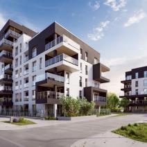 Inwestycja TDJ Estate na os. Witosa z pozwoleniem na budowę 4076