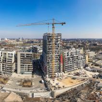 Powstaje zielona oaza wśród zabudowy Przedmieścia Oławskiego. Ruszyły pierwsze prace 4087