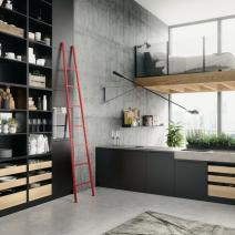 Estetyka w duecie z funkcjonalnością, czyli wnętrza mieszkalne dla koneserów designu 4084