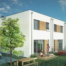 Bliskie Kowale – domy idealne dla nowoczesnych rodzin 3964