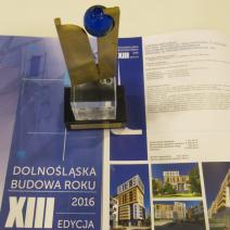 Osiedla Lokum Deweloper trzykrotnie nagrodzone w konkursie Dolnośląska Budowa Roku 3979