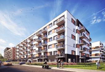 Marvipol wprowadza do sprzedaży 239 lokali  — w trzecim etapie osiedla Riviera Park 4074