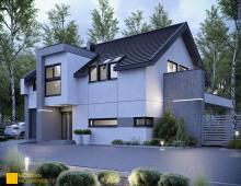Modern Residence 3907