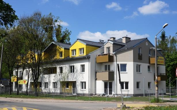 Nowe mieszkania Wrocław PSIE POLE, ul. Swojczycka 2533180