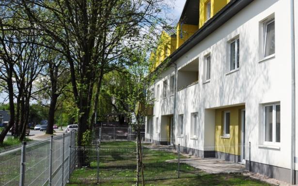 Nowe mieszkania Wrocław PSIE POLE, ul. Swojczycka 2533181