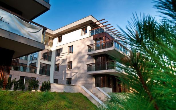 Apartamenty Dąbie 3721603