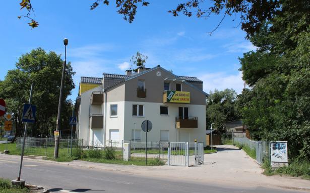 Nowe mieszkania Wrocław PSIE POLE, ul. Swojczycka 3973338