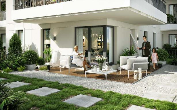 Silver Residence 5026720