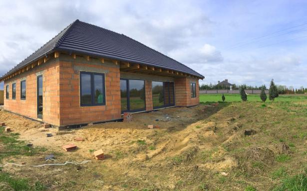 Domy w zabudowie bliźniaczej w Ozorzycach 5193262