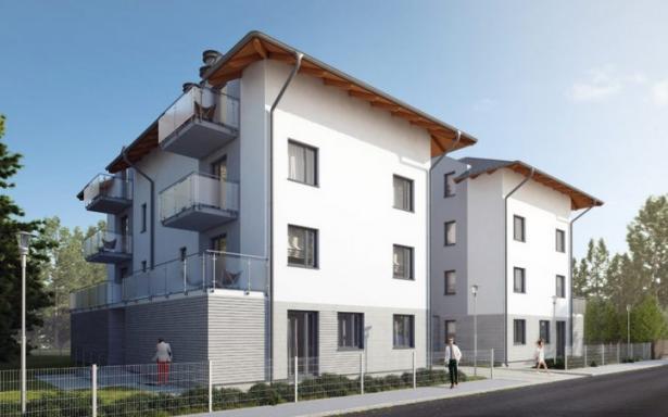 Dwie Wille 2 budynki wielorodzinne w kameralnej zabudowie 5342166