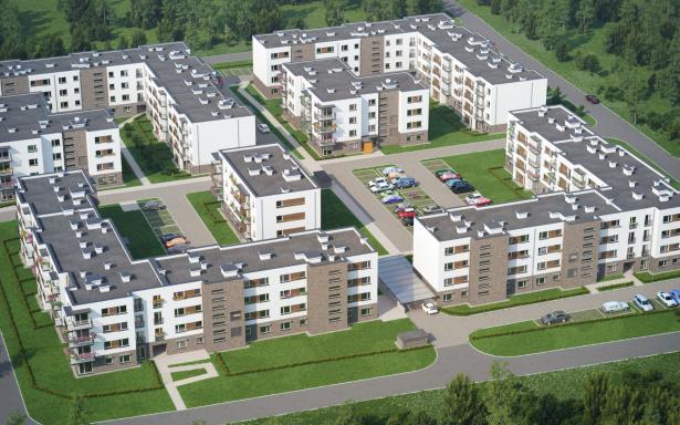 Osiedle Poznańskiego TBS 5344125