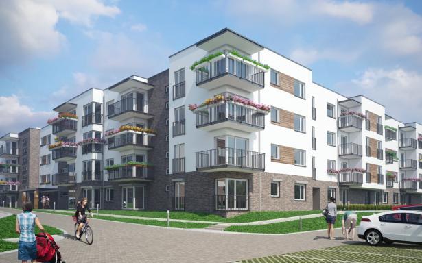 Osiedle Poznańskiego TBS 5344132