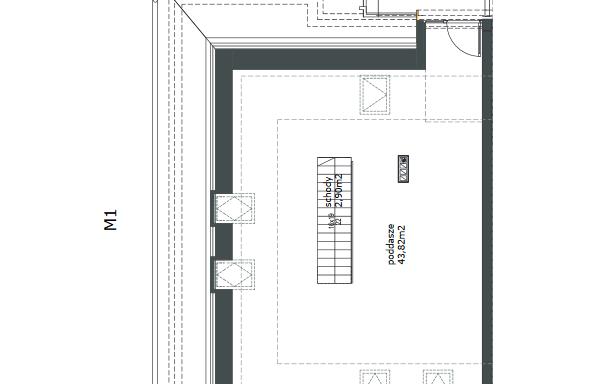Domy w zabudowie bliźniaczej w Ozorzycach 4484468