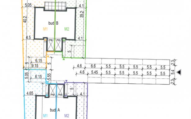 Domy w zabudowie bliźniaczej w Ozorzycach 4484464
