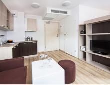 MINIAPARTAMENT  23 m2  (2pom/2sp)   /WROCŁAW  PASTEURA 18;  starter / 252852