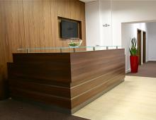 Biuro do wynajęcia Św. Elżbiety 4: na 4-7 biurek + kuchnia + recepcja 213494