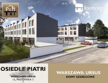Nowy dom na osiedlu PiaTri, segment Ursus 253009
