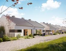 Tarnowo Podgórne, mieszkanie 4 pok., 84m2, z kominkiem i ogrodem 249743