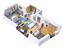 Villa Diamante - Mieszkanie M20 239631