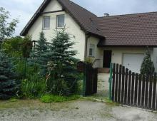 Kiełczów - dom w zieleni 252821