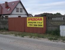 Sprzedam działkę budowlamą w Czarnej Łące , gmina Goleniów 252847