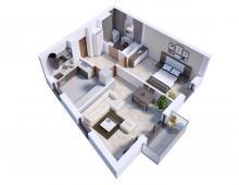 Villa Diamante - Mieszkanie M13 239624