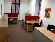 Biuro do wynajęcia Św. Elżbiety 4: na 3-5 biurek + kuchnia + recepcja 213493