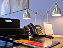 Biuro do wynajęcia Rogozińskiego 6: na 1 lub 2 biurka + kuchnia + recepcja 213484