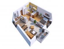 Villa Diamante - Mieszkanie M17 239628