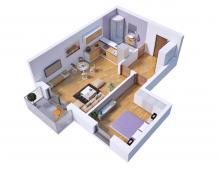 Villa Diamante - Mieszkanie M15 - zarezerwowane 239626