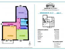 Mieszkanie 2 pokojowe 56,20 m² Wrocław Nadodrze, Biskupa Tomasza Pierwszego 3 249499