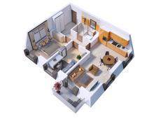 Villa Diamante - Mieszkanie M18 239629
