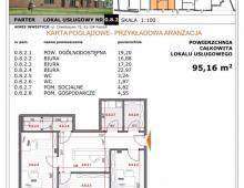 Lokal komercyjny, na wynajem, Poznań, Chwaliszewo, 95 m2 4223730