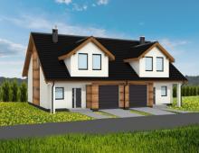 Dom, na sprzedaż, Krzyków, 120.37 m2 5317833