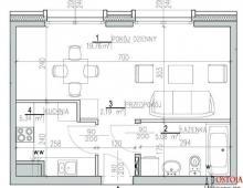 Mieszkanie, na sprzedaż, Wrocław, 32.27 m2 5357220