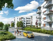 Mieszkanie, na sprzedaż, Wrocław, 46.65 m2 3364668