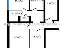 Mieszkanie, na sprzedaż, Poznań, 66 m2 5295271