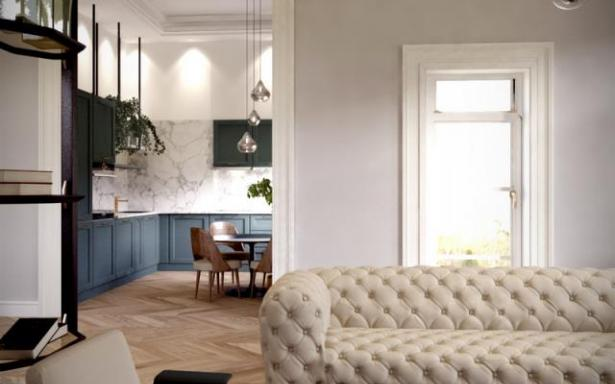Mieszkanie, na sprzedaż, Kazimierza Bartla, 157 m2 5349738
