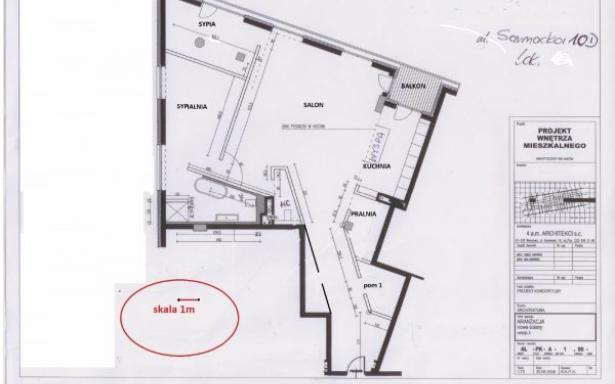 Mieszkanie, na sprzedaż, Warszawa, Sarmacka, 154 m2 3432331