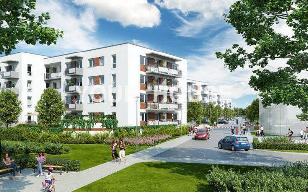 Mieszkanie, na sprzedaż, Wrocław, 46.65 m2 3364669