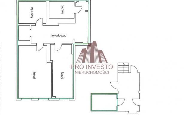 Mieszkanie, na sprzedaż, Wrocław, 62 m2 5284044