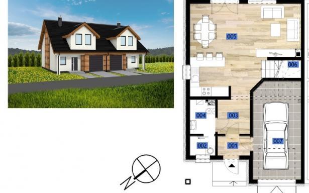 Dom, na sprzedaż, Wrocław, 120.37 m2 5317846