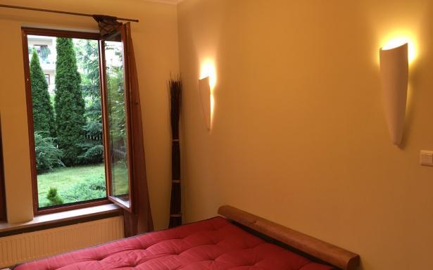 sprzedam bezpośrednio mieszkanie z ogródkiem wilanów 3721611