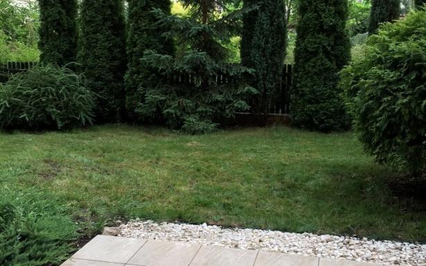 sprzedam bezpośrednio mieszkanie z ogródkiem wilanów 3721613
