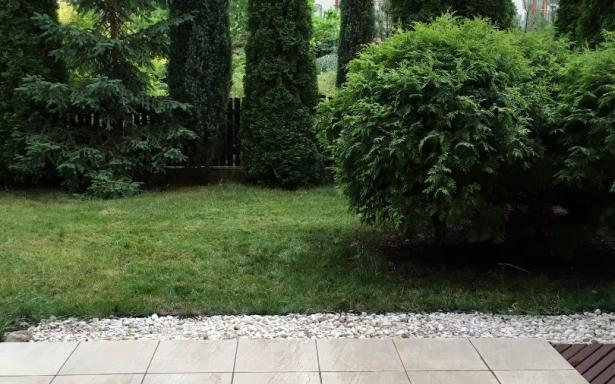 sprzedam bezpośrednio mieszkanie z ogródkiem wilanów 3721615