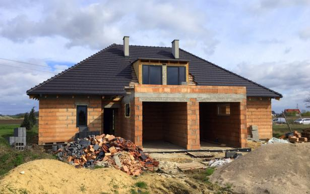 Domy w zabudowie bliźniaczej w Ozorzycach - A.M1 5193304