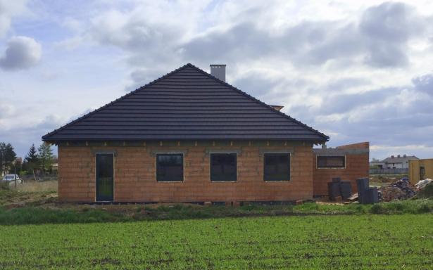 Domy w zabudowie bliźniaczej w Ozorzycach - A.M1 5193283